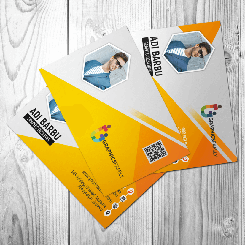 Free Business Card Templates 14