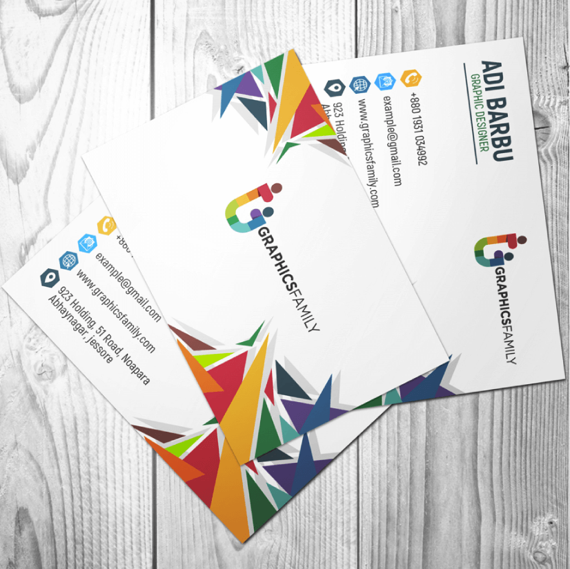 Free Business Card Templates 16