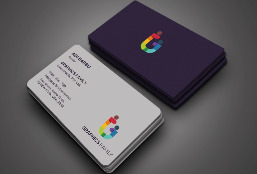 Free Business Card Templates 17
