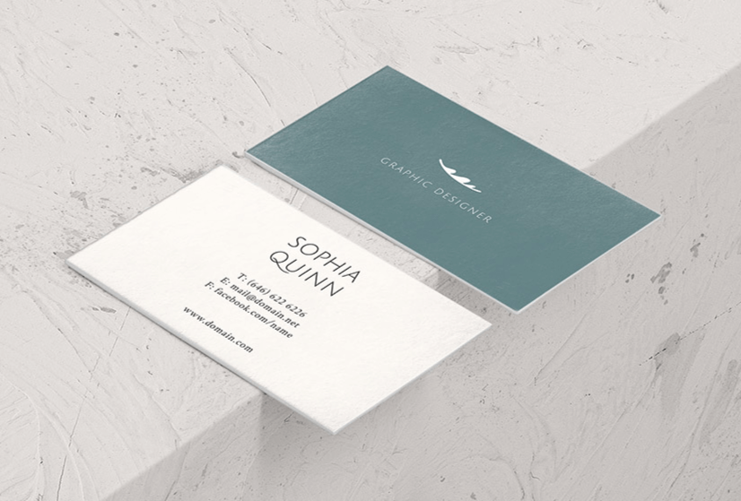 Free Business Card Templates 18