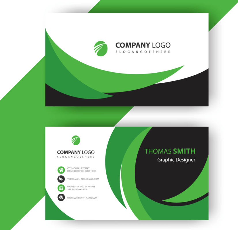 Free Business Card Templates 27