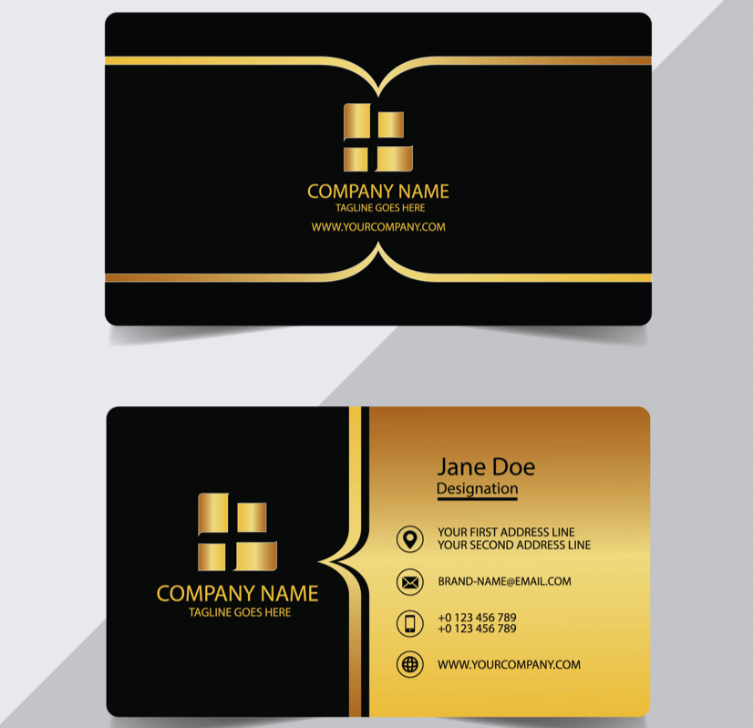 Free Business Card Templates 29