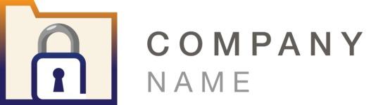 Company logo locker color