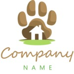 Company logo vet color
