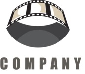 Business logo movie color
