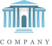 Business logo museum color