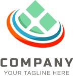 Business logo window color