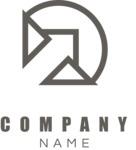 Company logo results black