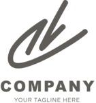 Company logo symbols black