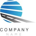 Business logo transportation color