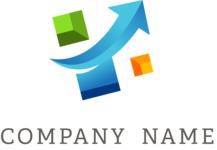 Business logo success color