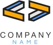 Business logo connection color