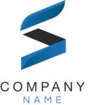 Simple business logo color