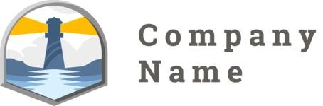 Logo lighthouse color