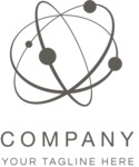 Company logo lab black