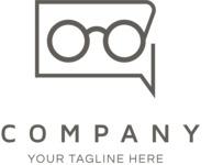Company logo expert black
