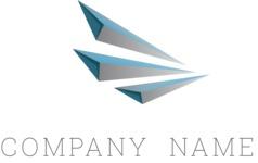 Stylish company logo color