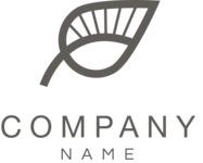 Company logo eco black