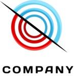 Business logo target color