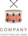 Business logo music color