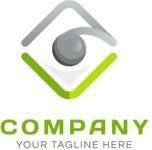 Fresh logo company color