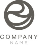 Sphere company logo black