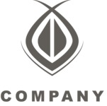 Seed company logo black