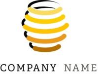 Honey business logo color