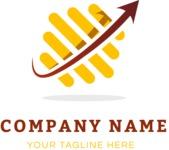 Dynamic business logo color