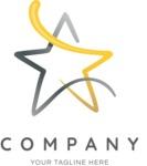 Star logo company color