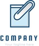 Business logo file color