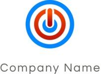 Company logo target color