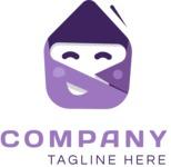 Envelope business logo color