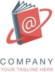 Company logo e book color