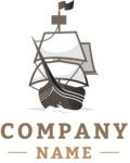 Business logo ship color