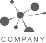 Business logo group black