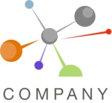 Business logo group color