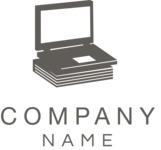 Company logo IT black