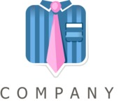 Company logo business look color