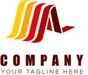Company logo peek color