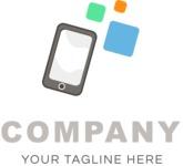 Company logo mobile color
