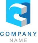 Company logo letter color