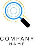 Business logo spyglass color