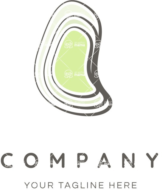 Business Logo Templates - vector graphics in a pack from GraphicMama - Landscape business logo color