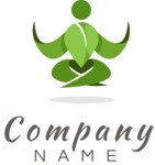 Business Logo Templates - vector graphics in a pack from GraphicMama - Company logo zen color