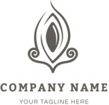 Business Logo Templates - vector graphics in a pack from GraphicMama - Stylish Ornaments Retro Logo Design