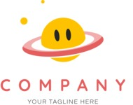 Business Logo Templates - vector graphics in a pack from GraphicMama - Business logo space color