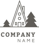 Business Logo Templates - vector graphics in a pack from GraphicMama - Business logo mountain black
