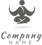 Business Logo Templates - vector graphics in a pack from GraphicMama - Company logo zen black