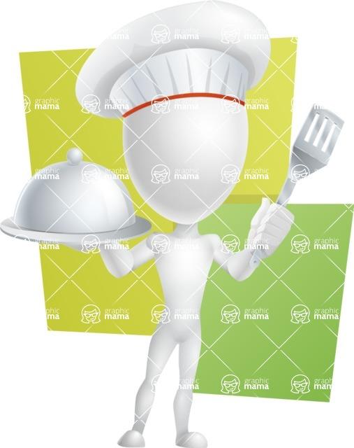 Vector 3D Man Model Cartoon Character AKA Maddox - Shape10